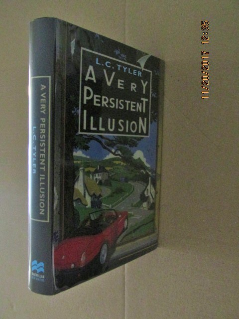 Image for A Very Persistent Illusion Signed Lined Dated First Edition Hardback in Dustjacket