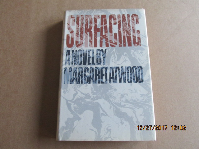 Image for Surfacing [ a 1973 First Edition First Impression in Jacket ]