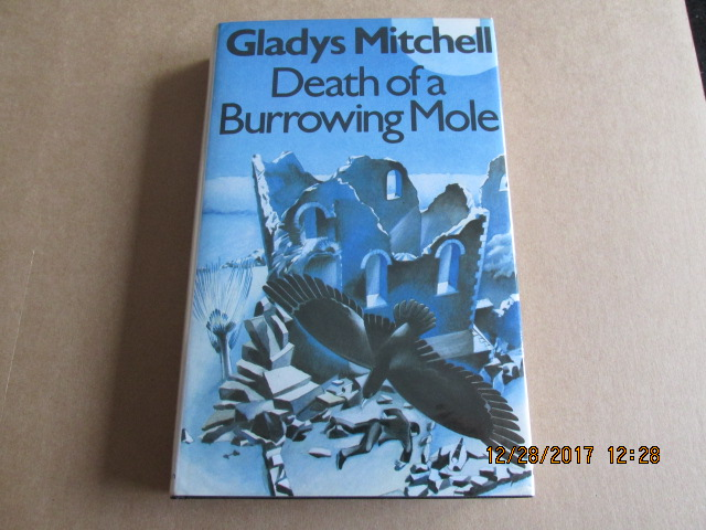 Image for Death of a Burrowing Mole [ First Edition First Impression Hardback in Jacket]