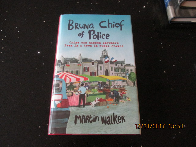 Image for Bruno Chief of Police  [ a Signed  First Edition First Printing  ]