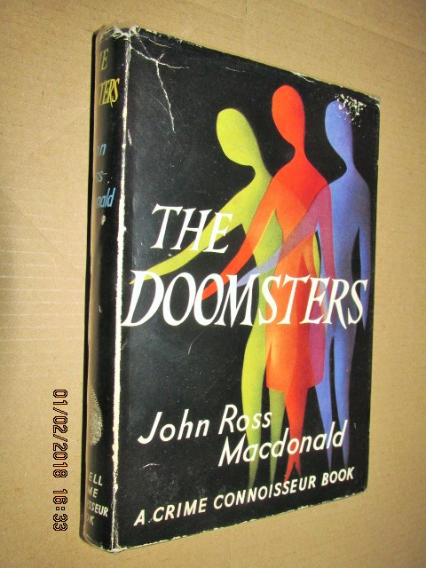 Image for The Doomsters