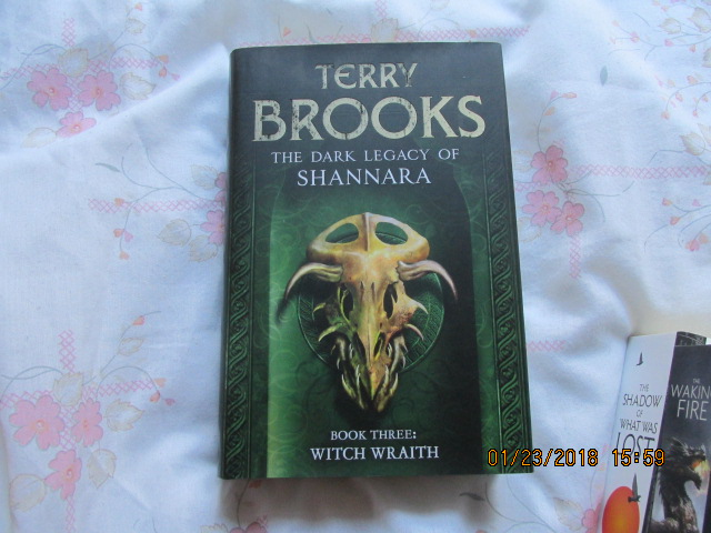 Image for Witch Wraith The Dark Legacy of Shannara  Book Three