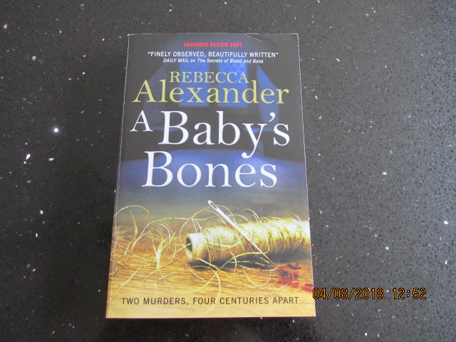 Image for A Baby's Bones  [ Uncorrected Proof Copy ]