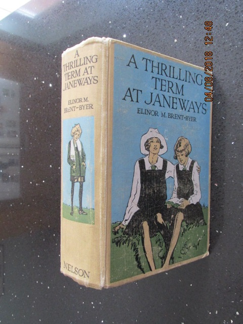 Image for A Thrilling Term at Janeways [ 1st Printing 1927 ]