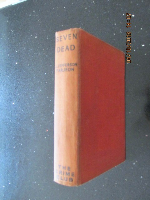 Image for Seven Dead