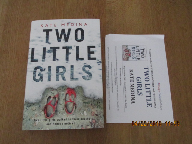 Image for Two Little Girls [ Unread First Impression Plus Publicty Letter ]