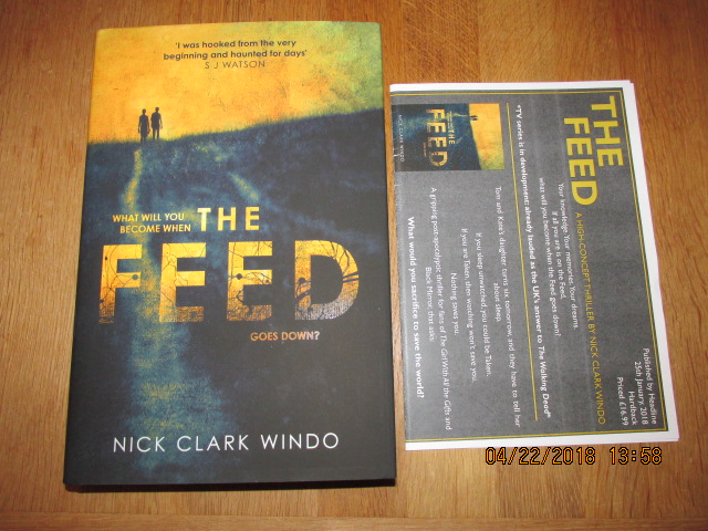 Image for The Feed [ Unread First Impression Plus Publicty Letter ]