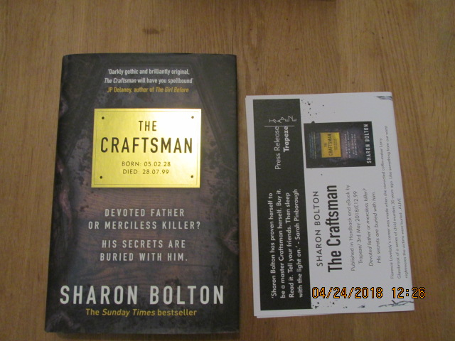 Image for The Craftsman [ Unread First Impression Plus Publicty Letter ]