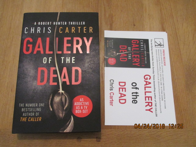 Image for Gallery of the Dead First edition Plus Publicty Letter