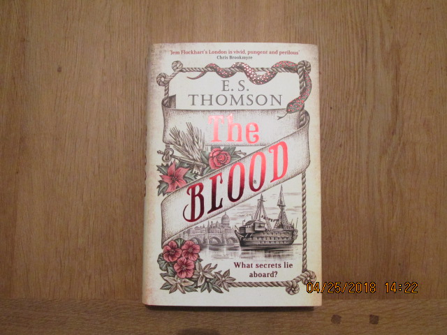 Image for The Blood a Jem Flockhart Novel  [ An Unread Fine First Printing ]