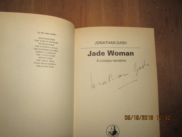Image for Jade Woman  [ Signed First Impression ]