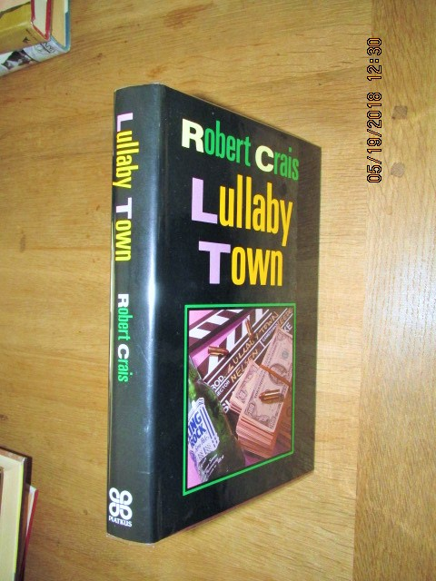 Image for Lullaby Town [ UK First Edition First Impression ]