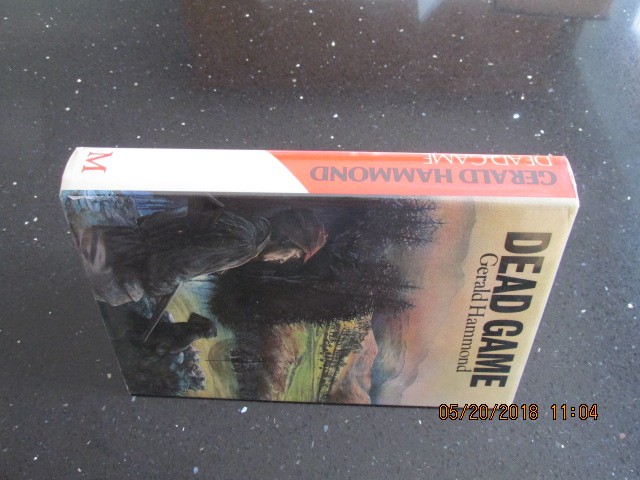 Image for Dead Game First Edition Hardback in Dustjacket