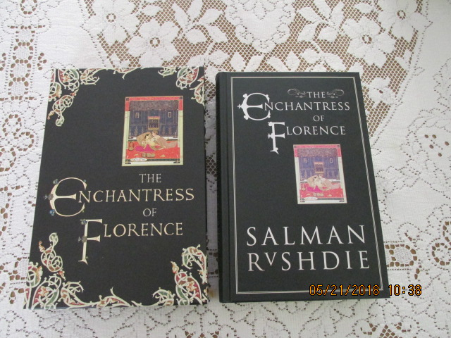 Image for The Enchantress of Florence [ a Fine Signed Numbered Editiion in Slipcase ]