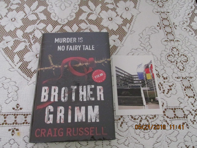 Image for Brother Grimm  [ Signed First Edition First Impression Plus postcard]