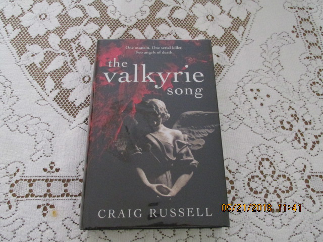Image for The Valkyrie Song [ Signed First Edition First Impression ]