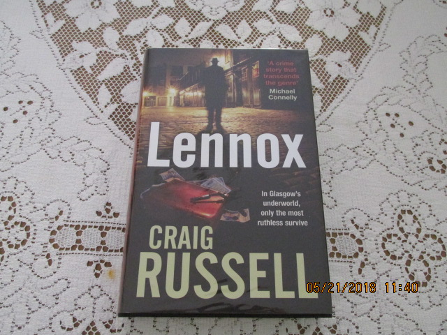 Image for Lennox [ Signed First Edition First Impression ]