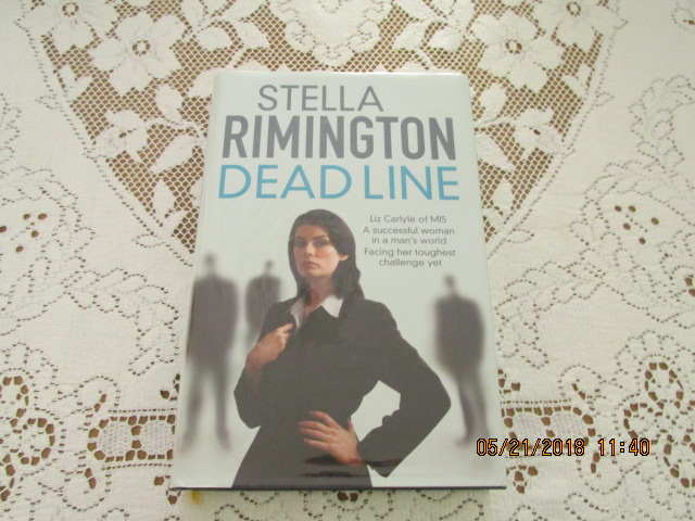 Image for Dead Line [ Signed First Edition First Impression ]