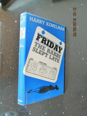Image for Friday the Rabbi Slept Late [ 1965 First Edition in Dustjacket ]