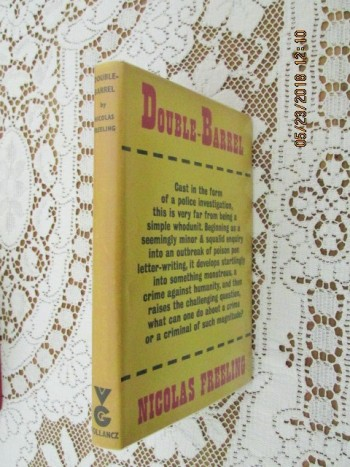 Image for Double-Barrel [ 1964 First Edition in Dustjacket ]