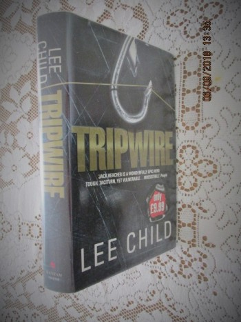 Image for Tripwire [ Signed First Edition First Impression ]
