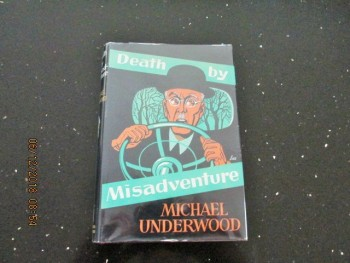 Image for Death By Misadventure [ 1960 First Impression in d w ]
