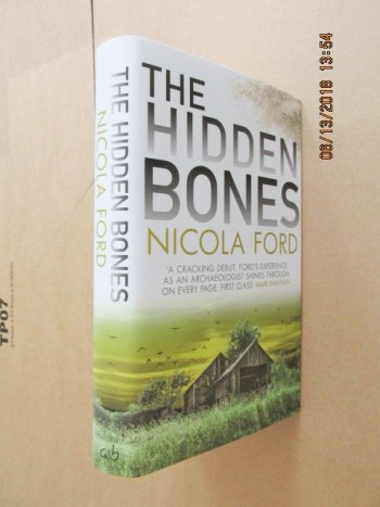 Image for The Hidden Bones [ Unread Signed First Impression ]