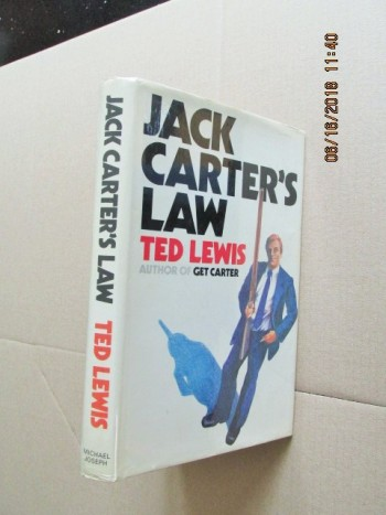 Image for Jack Carter's Law