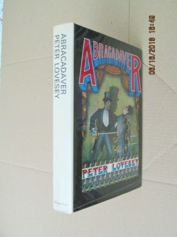 Image for Abracadaver [ First Edition First Impression Hardback in Dustjacket ]