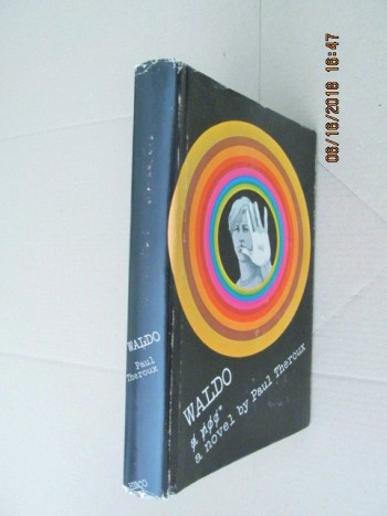 Image for Waldo [ a Signed 1st Impression US First Edition Hardback in Dustjacket ]