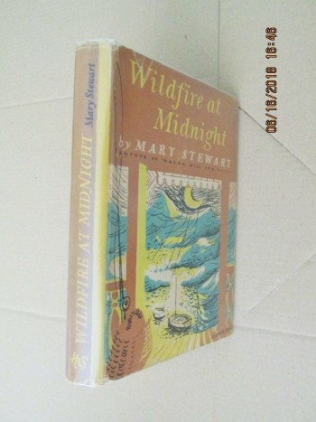 Image for Wildfire at Midnight [ 1956 First Impression Hardback in Dustjacket ]