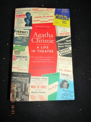 Image for Agatha Christie a Life in Theatre