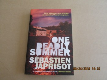 Image for One Deadly Summer Proof Copy