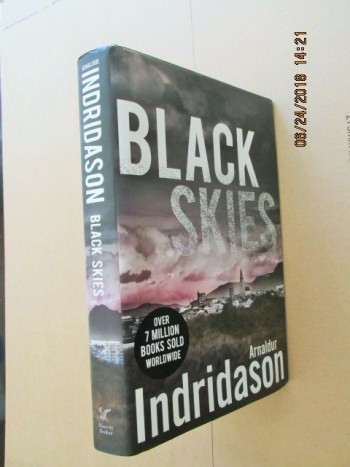 Image for Black Skies First Edition Hardback in Dustjacket