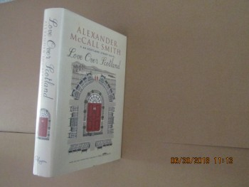 Image for Love Over Scotland  First Edition  Hardback in Dustjacket