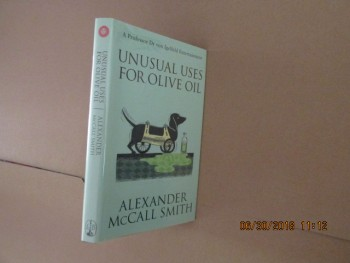 Image for Unusual Uses for Olive Oil First Edition  Hardback in Dustjacket