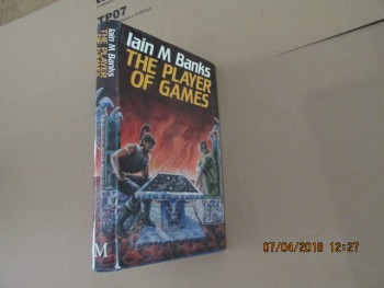 Image for The Player of Games First Edition Hardback in Dustjacket