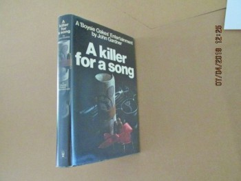 Image for A Killer for a Song First Edition Hardback in Dustjacket