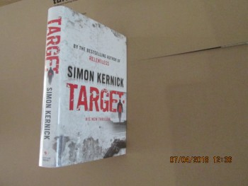 Image for Target [ a Signed First Edition First Printing Hardback in Dustjacket ]