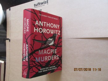 Image for Magpie Murders First Edition Hardback in Dustjacket First Impression