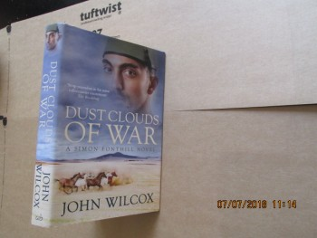 Image for Dust Clouds of War First Edition Hardback in Dustjacket First Impression