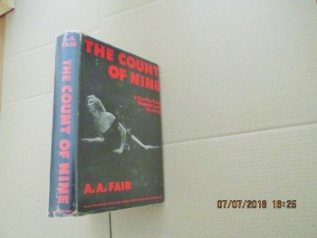 Image for The Count of Nine [a Signed and Dated 1958 US First Edition in Hardback ]