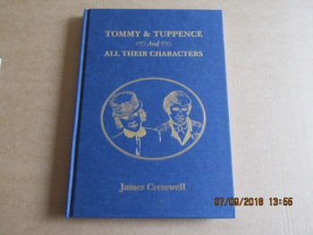 Image for Tommy Tuppence and All Her Characters Signed Numbered Limited Edition Hardback