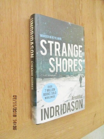 Image for Strange Shores Fine First Edition Hardback in Dustjacket