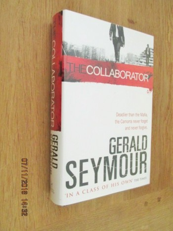 Image for The Collaborator [ Signed First Edition Hardback in Dustjacket]