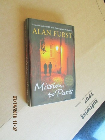 Image for Mission to Paris First Edition Hardback in Dustjacket