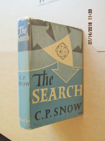 Image for The Search First Edition Hardback in Dustjacket