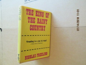 Image for The King of the Rainy Country [ 1966 First Edition hardback in Original Dustjacket ]