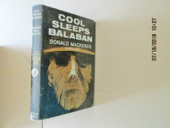 Image for Cool Sleeps Balaban  First Edition Hardback in Dustjacket