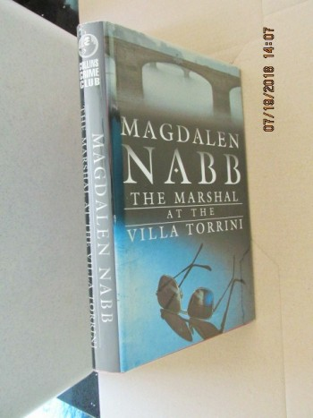 Image for The Marshal at the Villa Torrini First Edition Hardback in Dustjacket